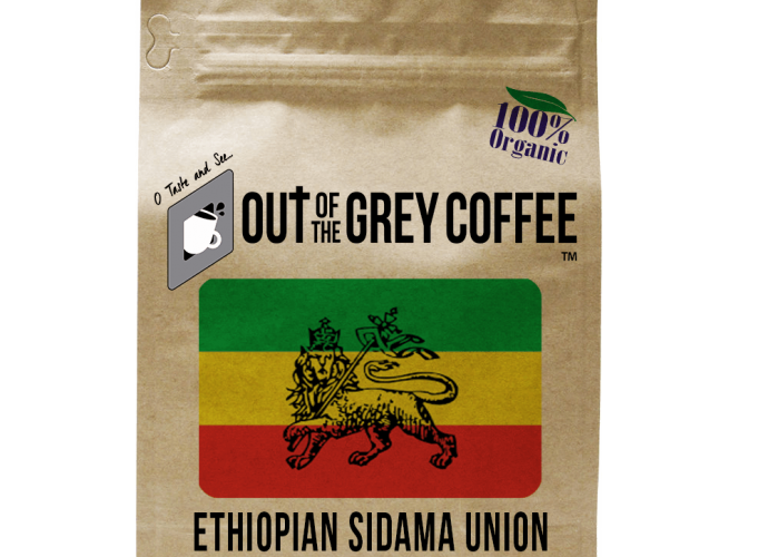 Out of the Grey Sidama Union Heirloom logo